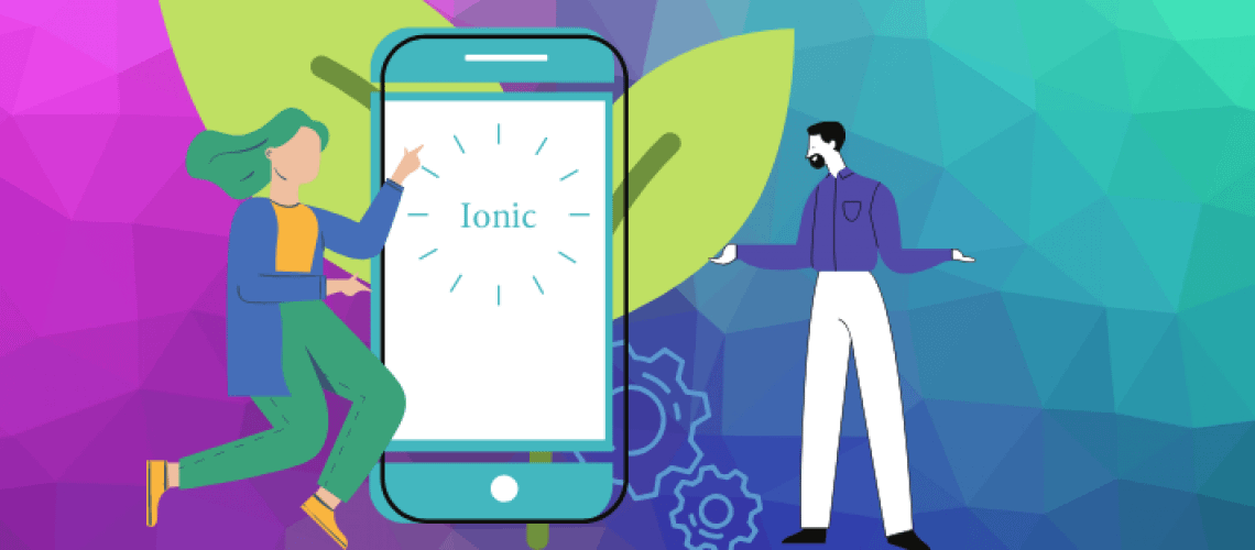 Cover for Ionic Blog